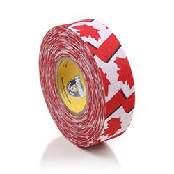Textilní páska na hokej HOWIES Canada - detail