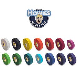 Textilní páska na hokej HOWIES - detail