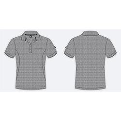 Tričko s límečkem FISCHER Zell - detail