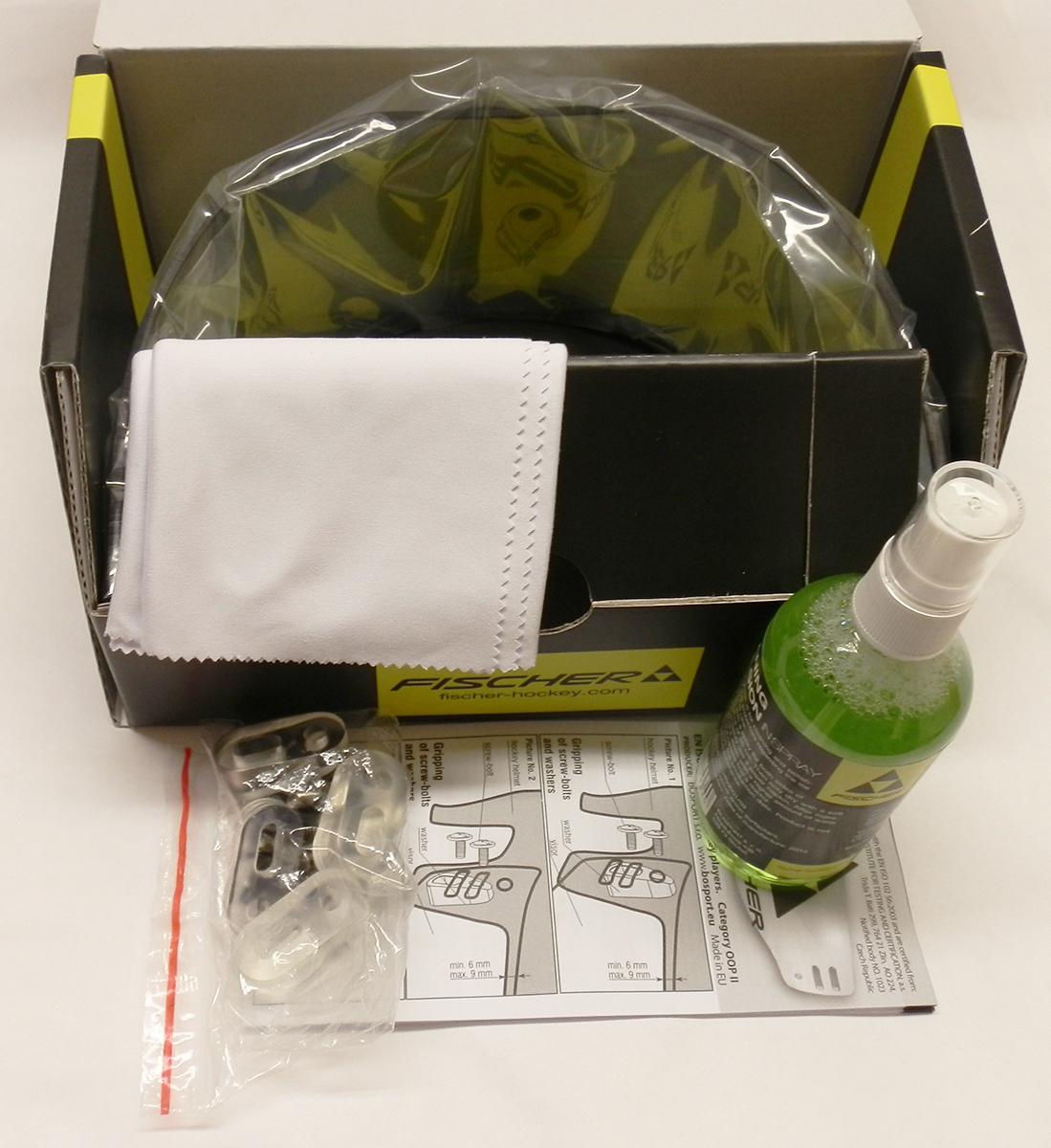 Plexi FISCHER PRO Box F 106